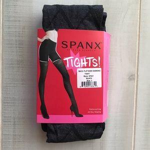 NEW Spanx Tights Black Diamond Shapewear 3 / C